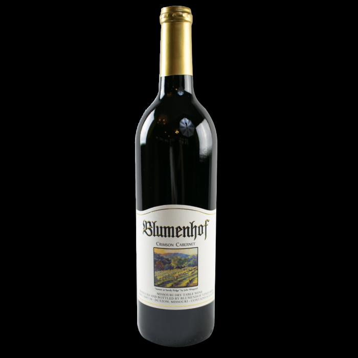 Crimson Cabernet - Blumenhof Winery Dry Red