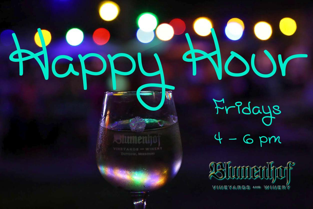 Blumenhof Happy Hour