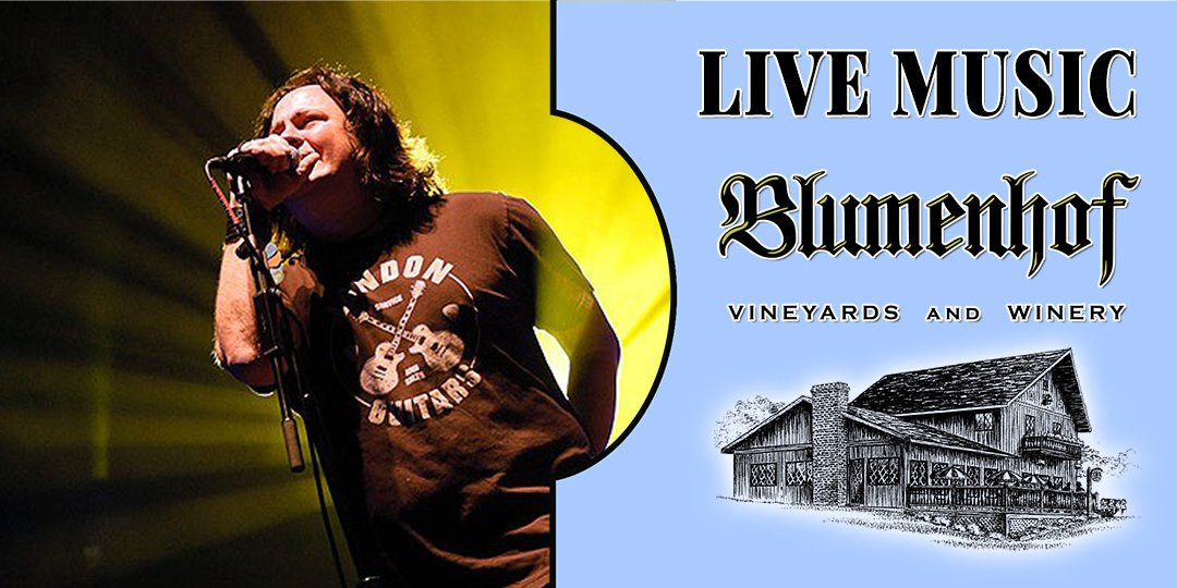 Michael Schaerer at Blumenhof Winery