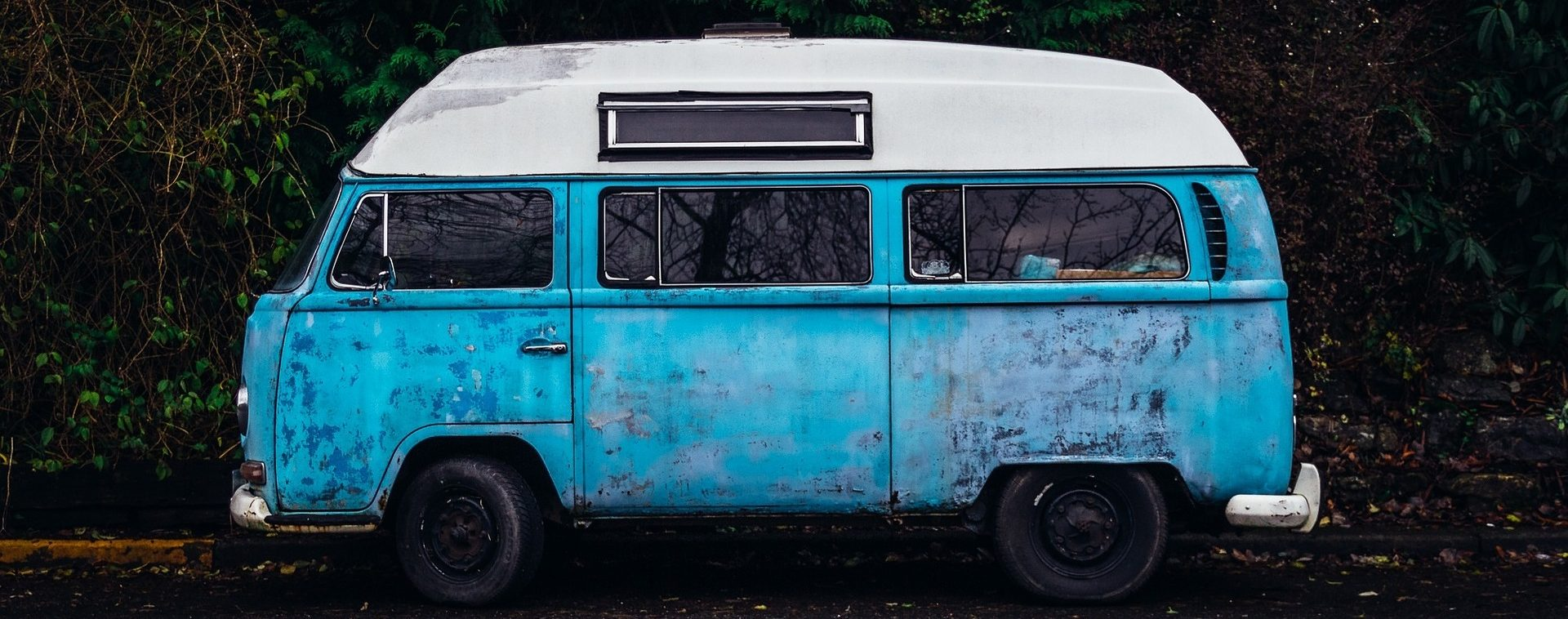 old van