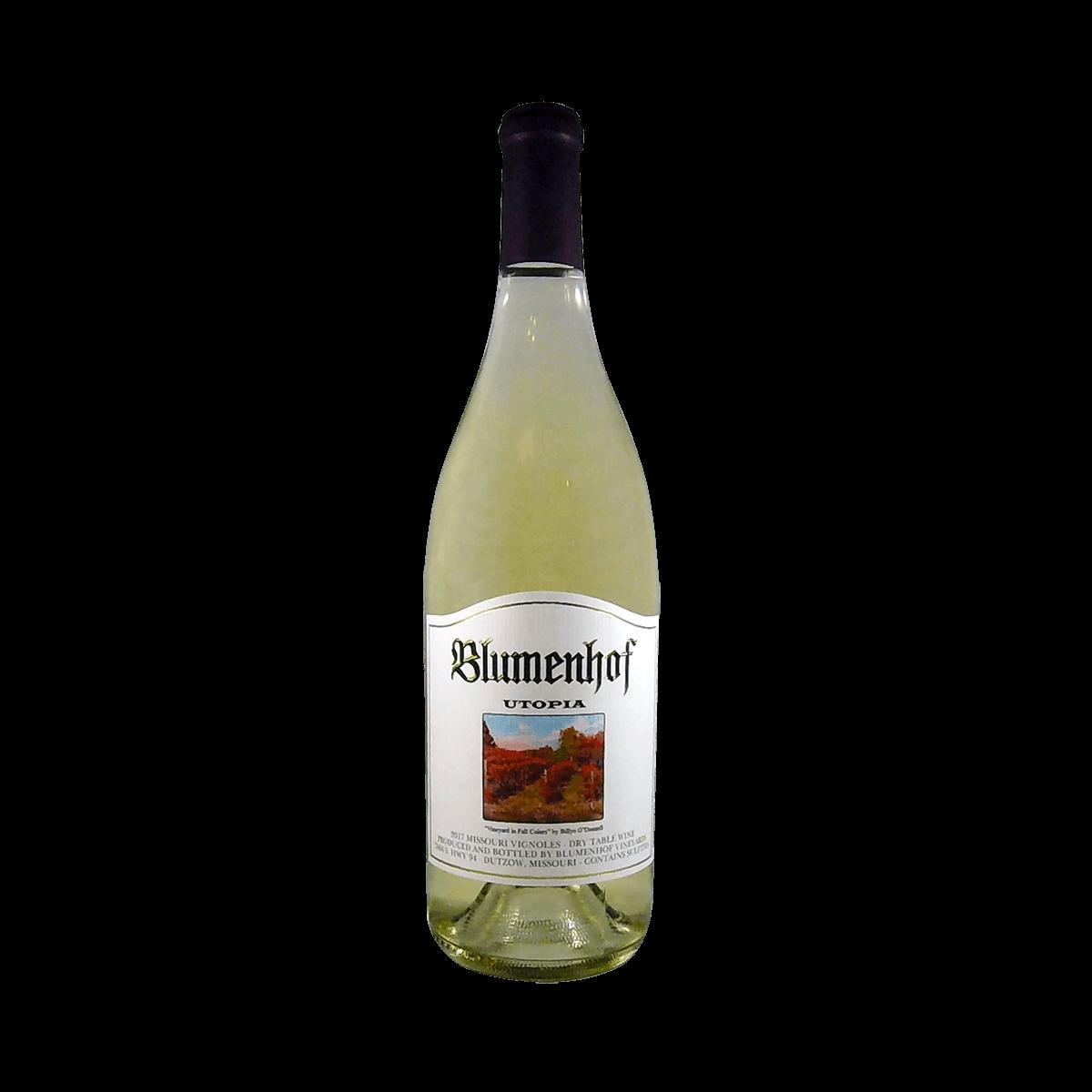 Bottle of Blumenhof Utopia